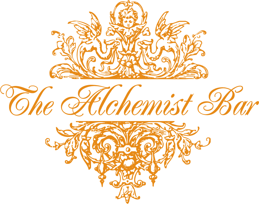 The Alchemist Bar logo